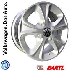 Imagen de Llantas Aleación 13  Volkswagen 4x100 Plan Recambio B13k011d