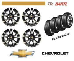 Imagen de Llantas 14 Pack Recambio Con Cubiertas Chevrolet B145078c