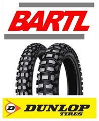 Imagen de Cubierta Moto 410-18 Dunlop D603 Sahara Dakar Trx Skua Xl200