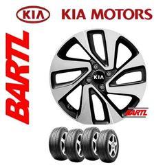 Imagen de Pack Recambio Llantas 15 Para Kia Kit B15R422C