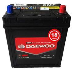 Imagen de Bateria Daewoo 65 Amp Garantía 18 Meses Spark Qq Japoneses