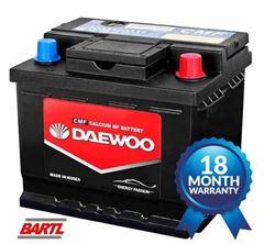 Imagen de Bateria Daewoo 125 Amp Garantía 18 Meses Derecho