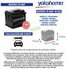 Imagen de Bateria Yokohama 75 Amp Garantía 18 meses Libre Mantenimiento