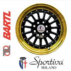 Imagen de Llantas Aleación 14 Plan Recambio Sportiva B14SP400T1056CA