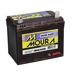 Imagen de Bateria Moura 60 Amp  Garantía 12 Meses 23Ah