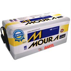 Imagen de Bateria Moura 260 Amp M180B Garantía 15 Meses