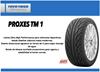 Imagen de Cubierta 195/55/15 Toyo Proxes Tm1 Balanceada Neumático