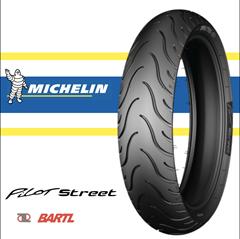 Imagen de Cubierta Moto 250-17 Michelin Pilot Street