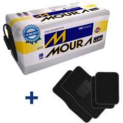 Imagen de Bateria Moura 260 Amp M180B Garantía 15 Meses Alfombras de Regalo