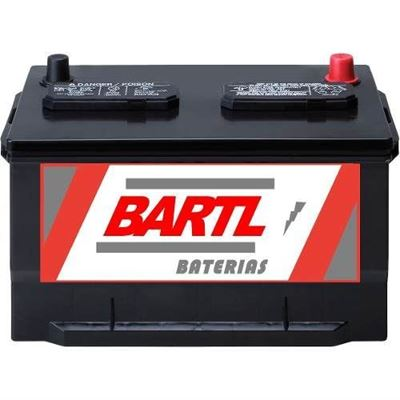 Imagen de Baterias Autos Bartl 120 Amp D Garantía 12 Meses