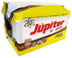 Imagen de Baterias Autos Jupiter 75 Amp Libre Mantenimiento