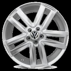 Imagen de Llanta Aleación 15 para VW Plan Recamb B15RVW400R69B