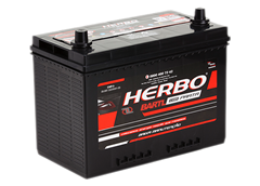 Imagen de Bateria Herbo 165 Amp Garantía 12 Meses