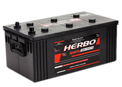 Imagen de Bateria Herbo 210 Amp Garantía 12 Meses