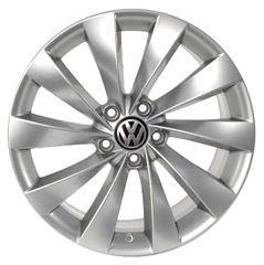 Imagen de Llanta Aleación 17 Para Volkswagen 5x100 Rvwscir17