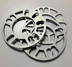Imagen de Platinas Separadoras De Aluminio Para Llantas 5 Mm