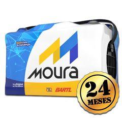 Imagen de Bateria Moura 80 Amp  Garantía 24 Meses 50Ah
